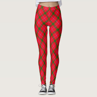 Leggings Plaid/tartan de HolidayZ