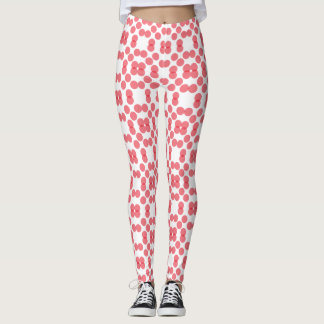 Leggings Point rouge