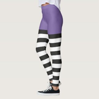LEGGINGS RAYURE
