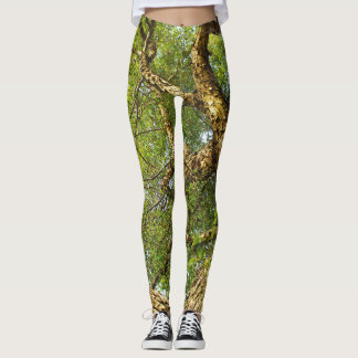 Leggings Regarder l'arbre