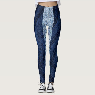 Leggings Style Jeggings de denim