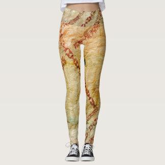 Leggings Tissu d'écorce