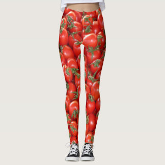 Leggings Tomates rouges de vigne
