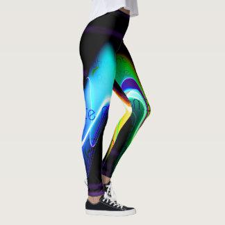Leggings Vibraphone coloré