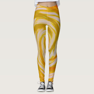 Leggings Vortex d'or