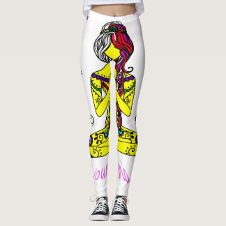 Leggings woman meditation-leggings