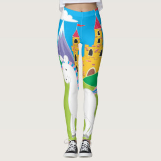leggins de licorne leggings