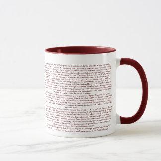 Légion 22d3, cette légion racontée (et son mug