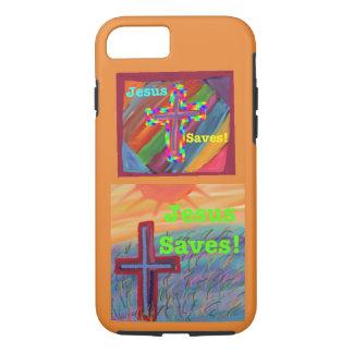 L'église curative Jésus d'espoir sauve le cas dur Coque iPhone 7