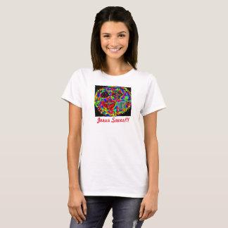 L'église curative Jésus d'espoir sauve le T-shirt