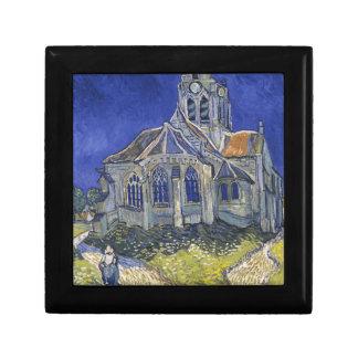 L'église dans Auvers par Vincent van Gogh Boîte À Souvenirs