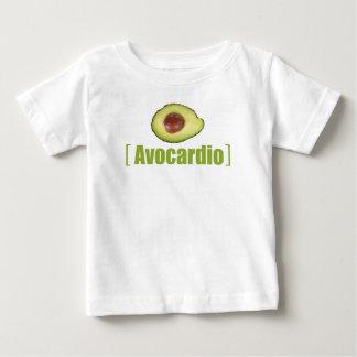 Légume de calembour illustré par avocat drôle t-shirt pour bébé