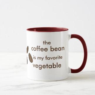 Légume préféré tasse de sonnerie de 11 onces