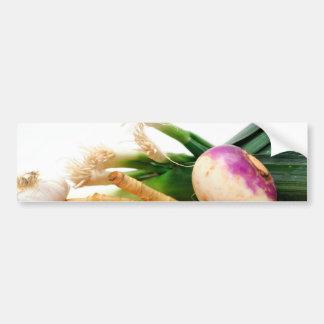 Légumes à racine autocollant pour voiture