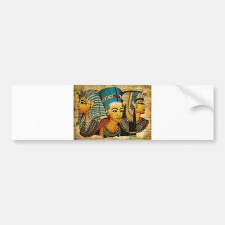 L'Egypte antique 3 Autocollant De Voiture