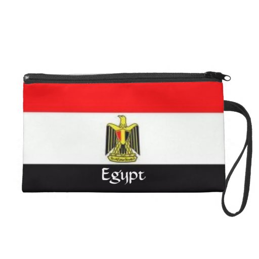 L'Egypte Pochette Avec Dragonne