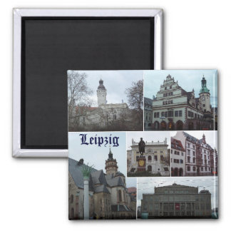 Leipzig Magnet Carré