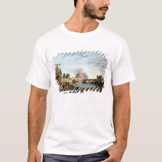 L'élection du pape avec le St de Castel T-shirt