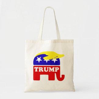 L'éléphant de républicain de postiche de Donald Sac Fourre-tout