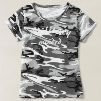 (l'élite gagne l'unité) T-shirt occupé militaire