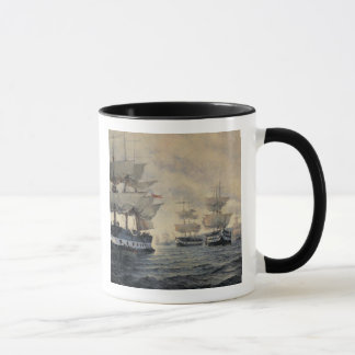 L'embarquement en expédition de libération de pe mug