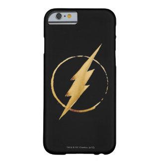 L'emblème | jaune instantané de coffre coque iPhone 6 barely there