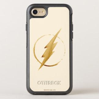 L'emblème | jaune instantané de coffre coque otterbox symmetry pour iPhone 7
