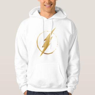 L'emblème | jaune instantané de coffre veste à capuche
