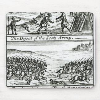 L'empereur complimentant le Roi Henry Tapis De Souris