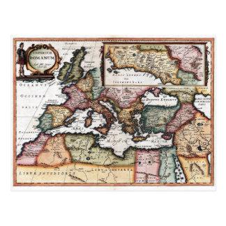 L'empire romain carte postale