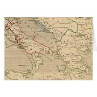 L'Empire Romain d'Orient, Lombards de DES de Royau Carte De Vœux