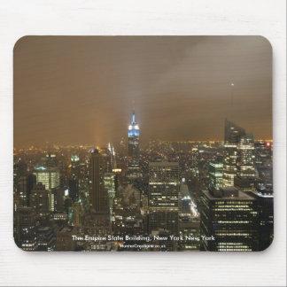 L'Empire State Building, New York Tapis De Souris