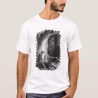 L'Enchanter MERLIN et Vivien féerique T-shirt
