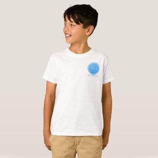 L'enfant chantent le T-shirt de Loi de danse
