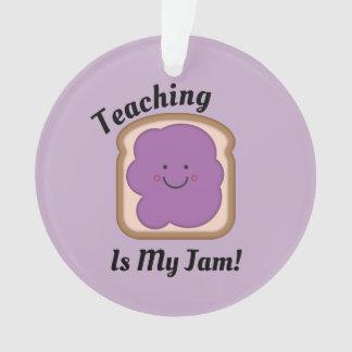 L'enseignement est mon ornement de confiture