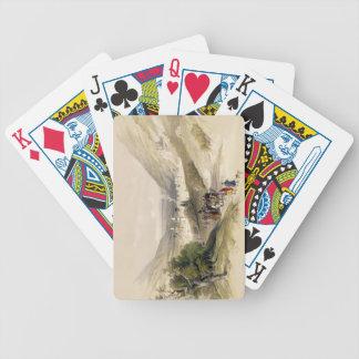 L'entrée à Nablous, le 17 avril 1839, plaquent 41  Jeu De Poker