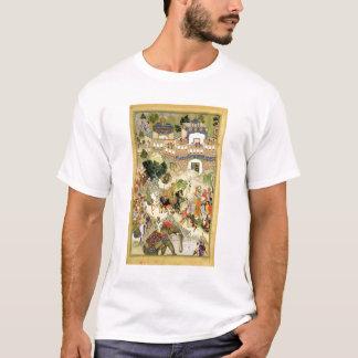 L'entrée triomphante d'Akbar d'empereur dans T-shirt