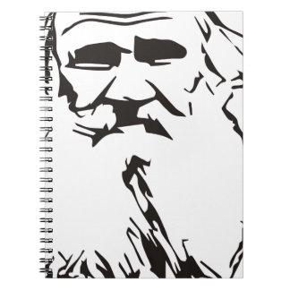 Léon Tolstoï Carnet À Spirale