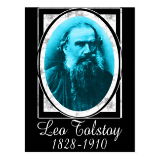 Léon Tolstoï Carte Postale