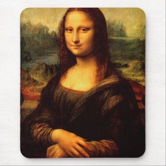 LEONARDO DA VINCI - Mona Lisa, La Gioconda 1503 Tapis De Souris