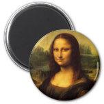 Leonardo da Vinci Mona Lisa Magnets Pour Réfrigérateur