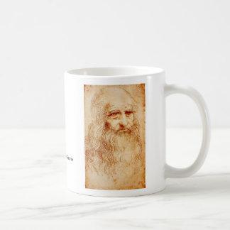Leonardo da Vinci Mug
