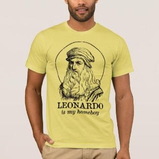 Leonardo est mon Homeboy T-shirt