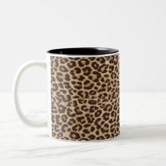 Leopard Canette Tasse