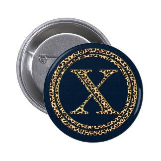 Léopard X Pin's