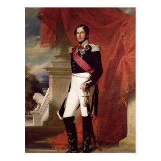 Leopold I 1840 Cartes Postales