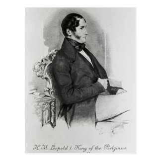 Leopold I, roi des Belges Carte Postale