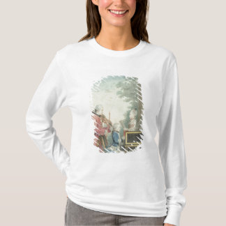 Leopold Mozart et ses enfants Wolfgang T-shirt