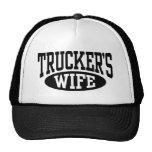 L'épouse du camionneur casquette de camionneur