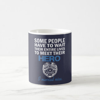 L'épouse du policier mug